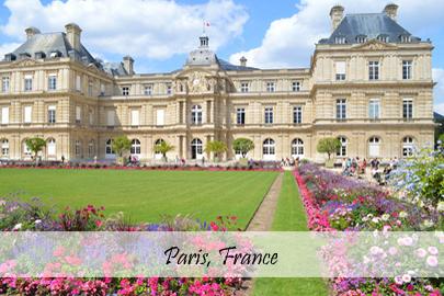 Paris France Photo Essay Cover