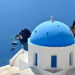 Three Days in Santorini, Greece