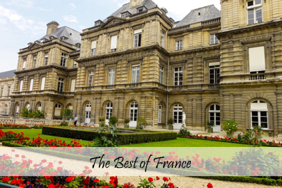 The Best of France Photo Essay Cover