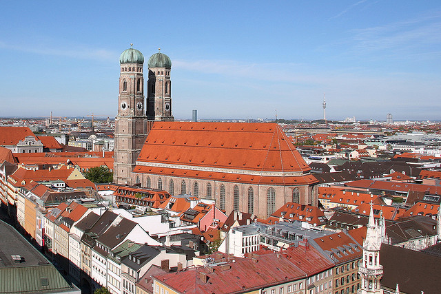 The Best of Magical Munich Germany - Frauenkirche