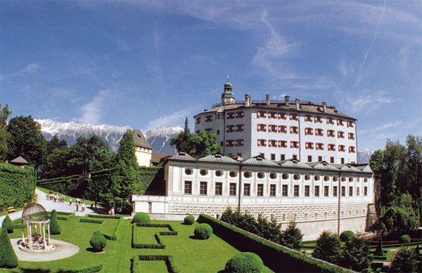 Things to See and Do in Innsbruck - Castle