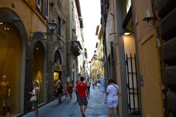 Things to do in Florence - Narrow Lanes