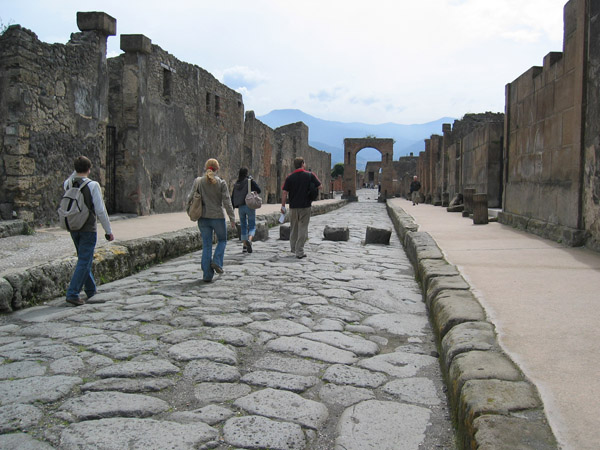 Things to do in Sorrento and the Amalfi Coast - Pompeii