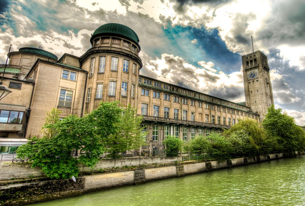 Top 3 Museums in Munich Germany - Deutsches Museum - photo source www.jhgphoto.com