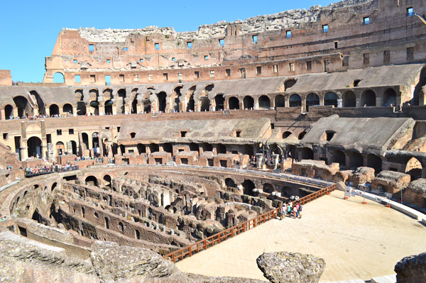Top Things to do in Rome Italy - Colosseum