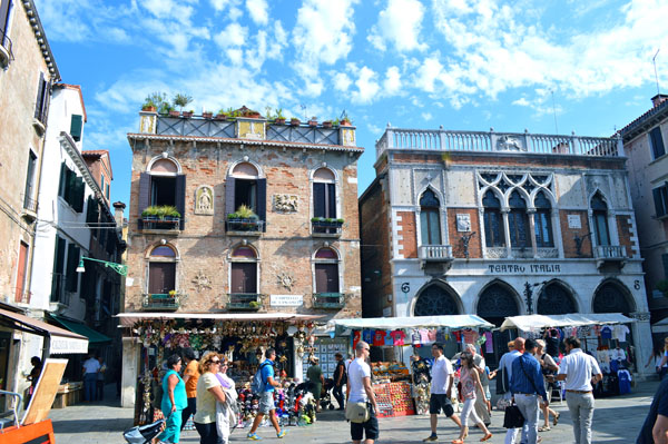 Top Things to do in Venice Italy - Streets