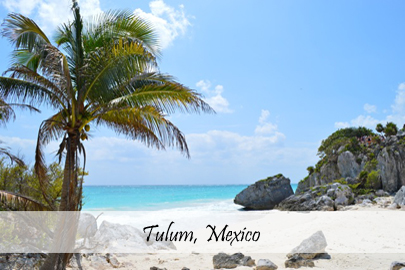 Tulum Mexico Photo Essay Cover