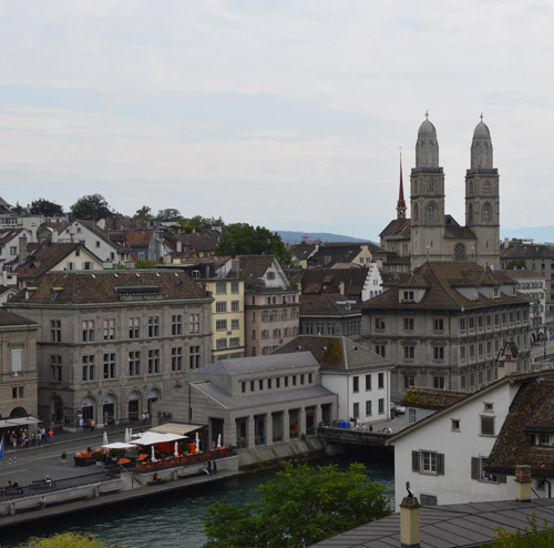 Top Things to do in Zurich this Winter