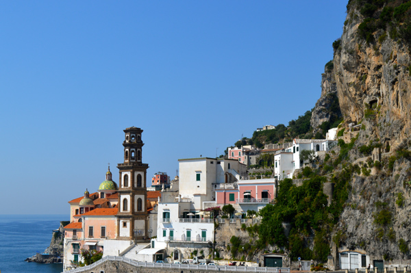 A Drive through Sorrento and the Amalfi Coast - Photo Essay - Coast Views