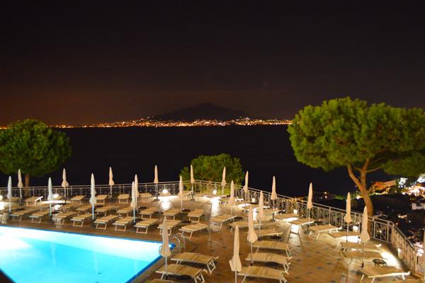 A Drive through Sorrento and the Amalfi Coast - Photo Essay - Night Views