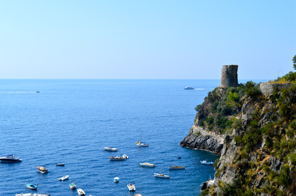A Drive through Sorrento and the Amalfi Coast - Photo Essay - Ocean Views
