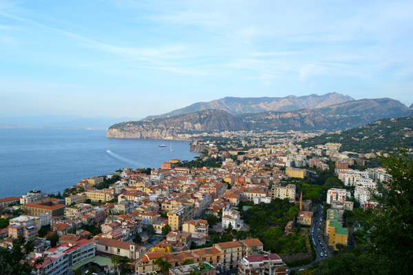 A Drive through Sorrento and the Amalfi Coast - Photo Essay - Town Views