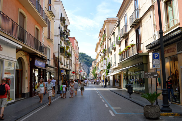 A Drive through Sorrento and the Amalfi Coast - Photo Essay - Town