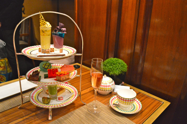 Afternoon Tea for Fashionista's at The Berkeley London - Photo 2