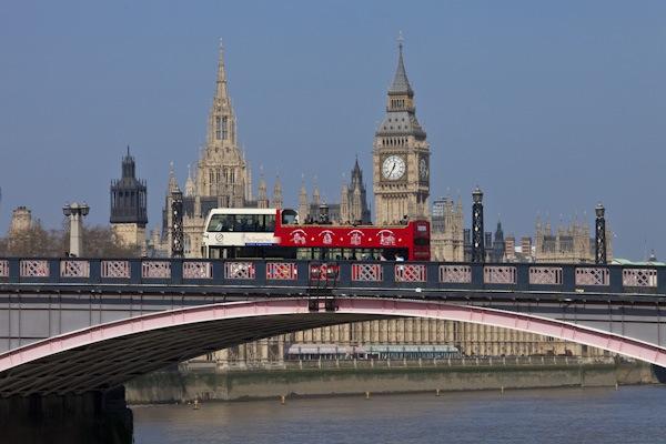 London by Bus on The Original Tour - London