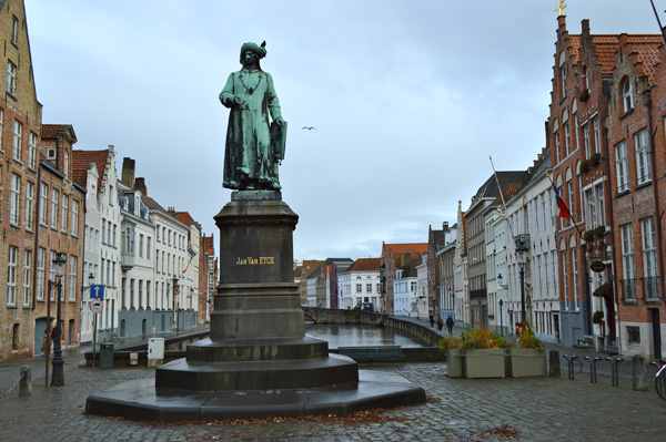 Postcards from Bruges Photo Essay - 1