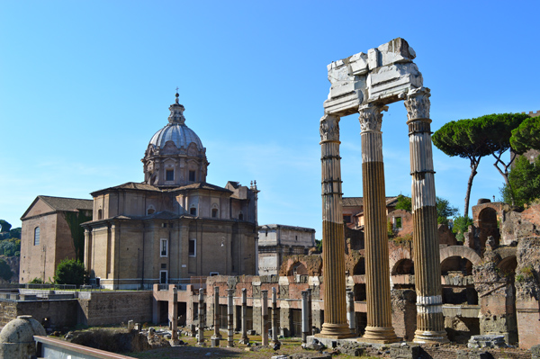 VAN6 Reasons Why Travel Should Be on Your Bucket List for 2015 - Rome