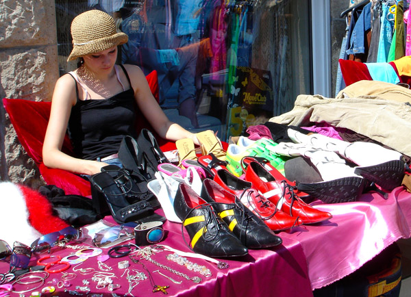 Things to See and Do in Athens Greece - Flea Market