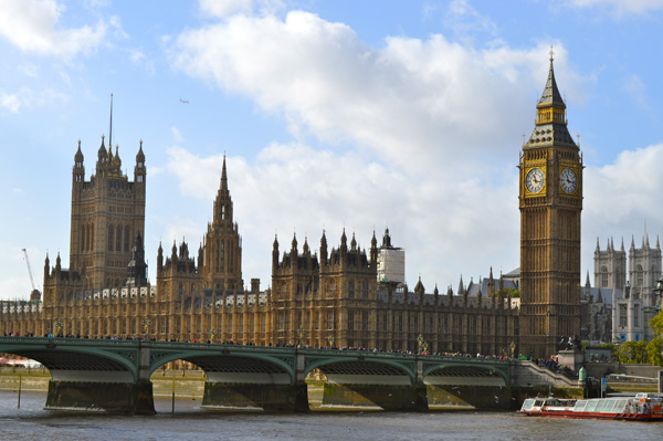 Top Things to do in London - Big Ben