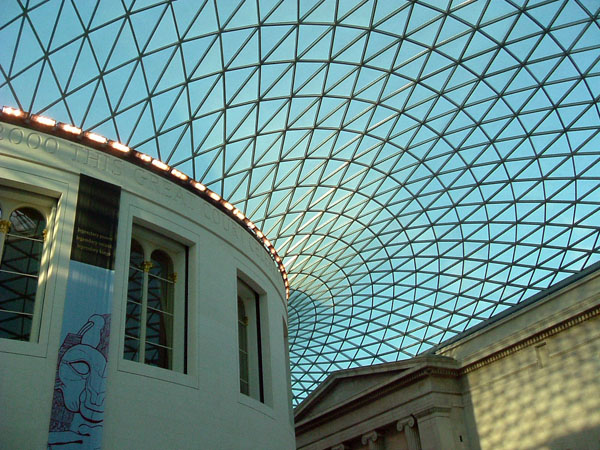 Top Things to do in London - British Museum