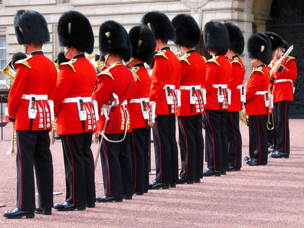 Top Things to do in London - Changing of the Guard