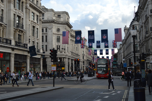 Top Things to do in London - Oxford Street