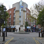 A walk through Seven Dials London