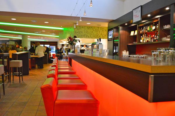Charm and Charisma at Movenpick The Hague - Bar