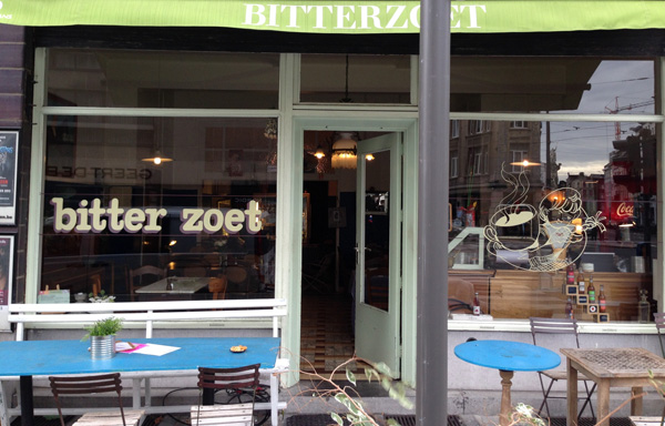 Hot Spots to Eat in Antwerp - Bitterzoet - source - cityplug.be