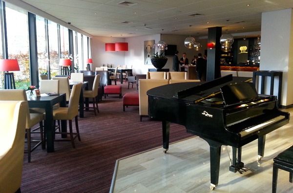 Setting the Standard at Park Plaza Eindhoven - Lounge