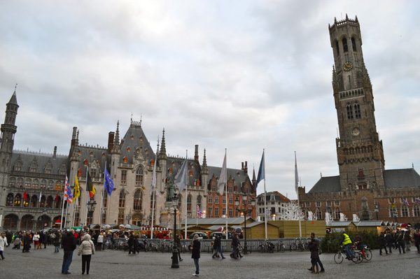 Things to do in Bruges Belgium - Belfry