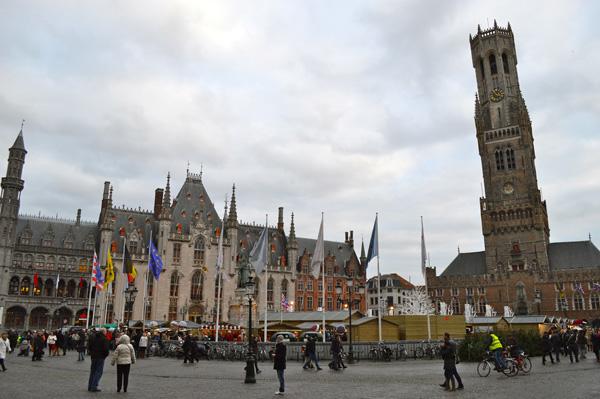 Things to do in Bruges Belgium - Belfry