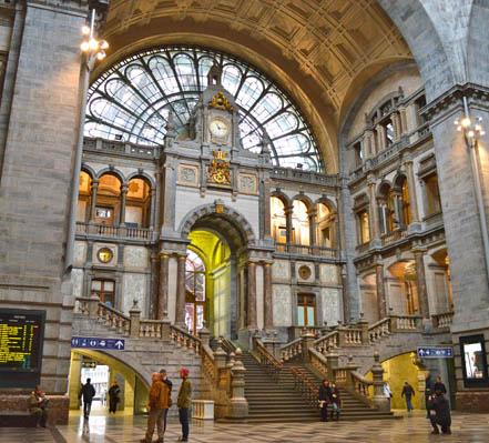Top Things to do in Antwerp Belgium