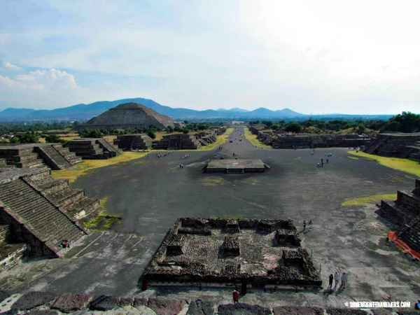 Travel Bloggers Tell All - Our Favorite Places - Divergent Travelers - Teotihuacan