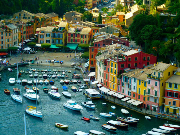 Travel Bloggers Tell All - Our Favorite Places - Point and Travel - Portofino