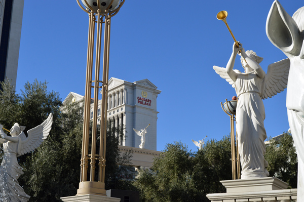 Post Cards from Sin City - Las Vegas Photo Essay - Cassars