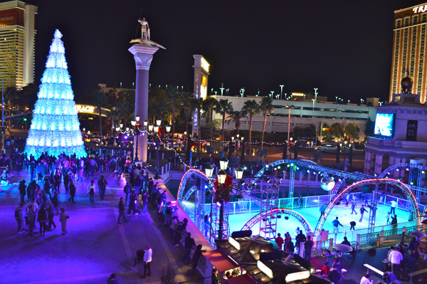 Post Cards from Sin City - Las Vegas Photo Essay - Venetian