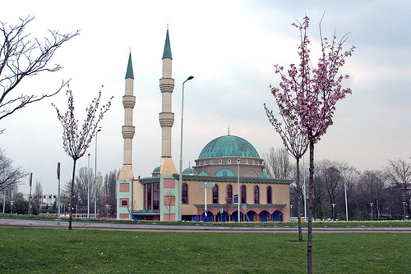 Best Things to do in Rotterdam Netherlands - Mevlana Mosque