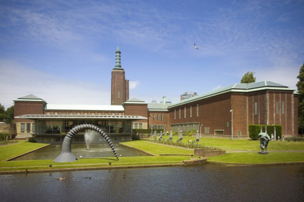 Best Things to do in Rotterdam Netherlands -Museum Boijmans van Beuningen