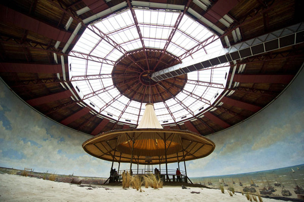 What to do while visiting The Hague - Panorama Mesdag
