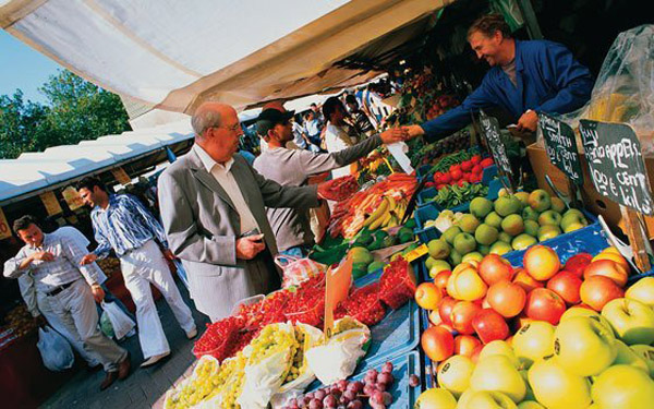 What to do while visiting The Hague - Markets