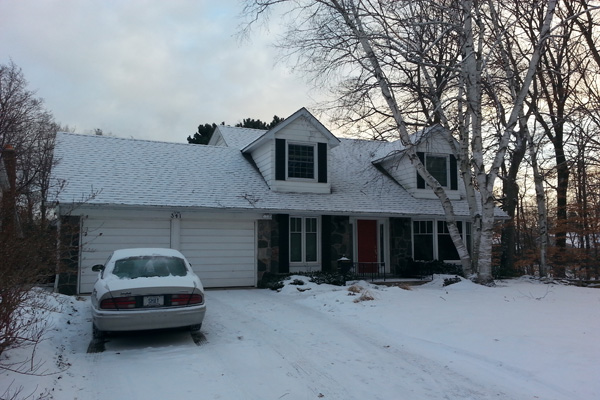 Housesitting in Canada during Winter!! Are we crazy!! - House