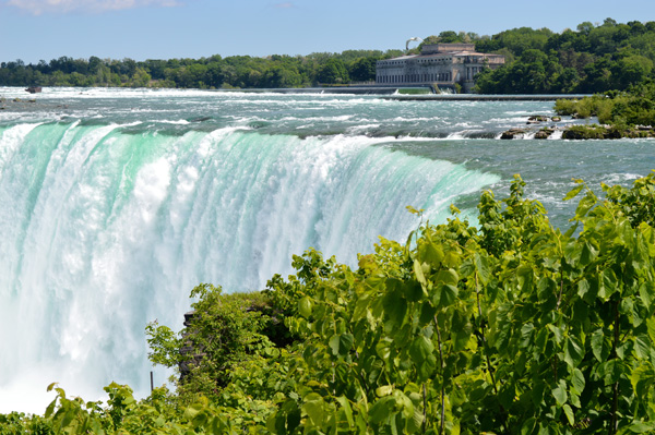 Post Cards from Canada - Niagara Falls
