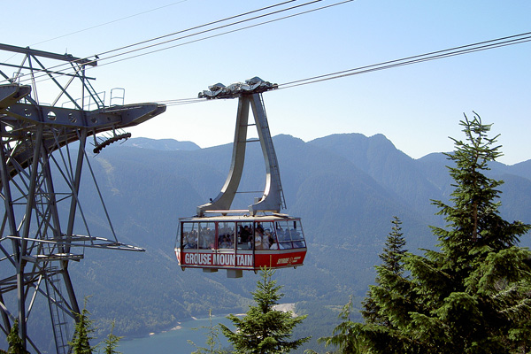 So Much to Explore in Vancouver Canada - Grouse Mountain
