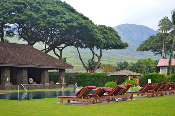 Luxury in Maui at Outrigger Aina Nalu - Pool