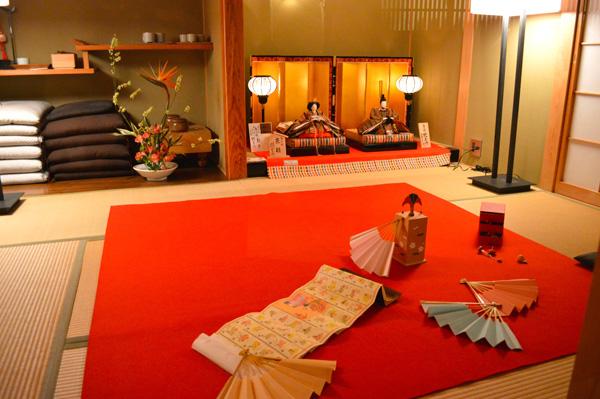 A Magical Traditional Japan Experience at HOSHINOYA Kyoto - Tea Room