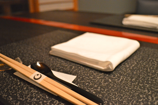 Japan Postcards - Our Journey through Tokyo and Kyoto - Kyoto - Chopsticks