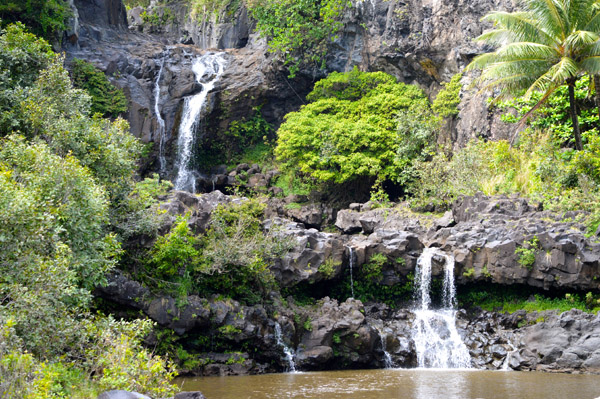 Postcards from Hawaii - Our Best from Oahu, Maui and Kauai - Maui - Waterfall