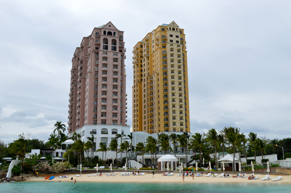 The Magic of Mövenpick Mactan Island Cebu - Beach and Hotel