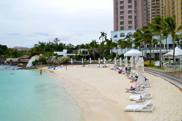 The Magic of Mövenpick Mactan Island Cebu - Beach